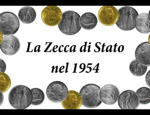 LA VECCHIA ZECCA D'ITALIA (1954)